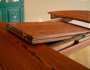 Walden Table Extension Leaf in Red Oak