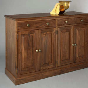 Shaker Bradlee Sideboard is custom Made-to-Order furniture available for order online & delivery in Virginia, Maryland & DC