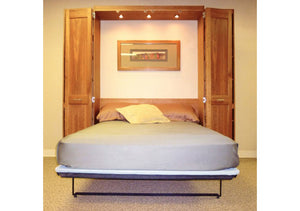 Dane Wall Bed, Hardwood Artisans