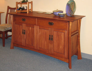 Waterfall Bradlee Sideboard in Mahogany