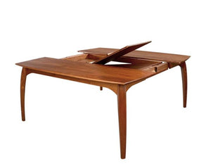 Butterfly Table in Mahogany is custom Made-to-Order furniture available for order online, delivery in Virginia, Maryland & DC