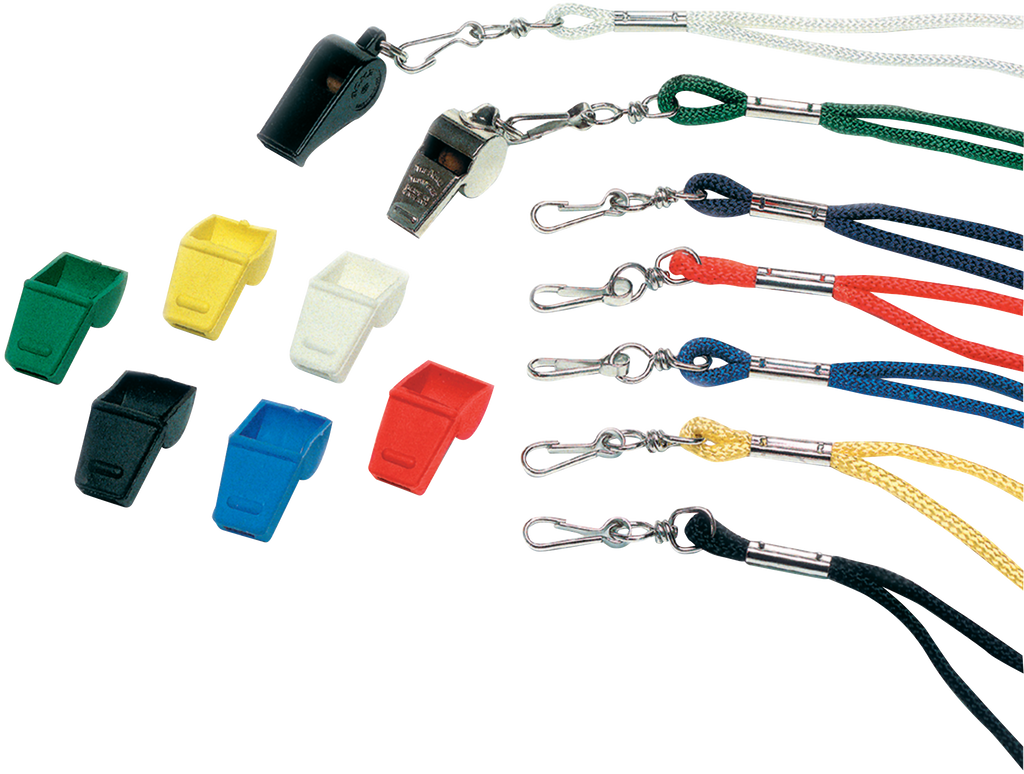 Whistle Guards & Lanyards