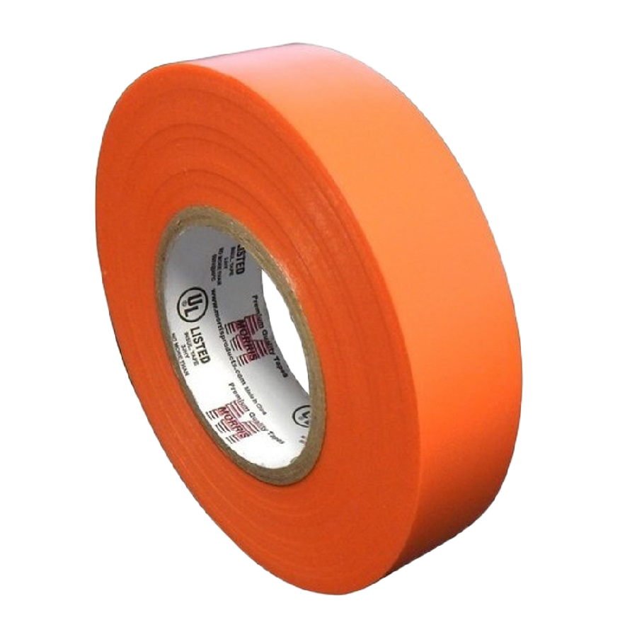 Orange Stick Tape
