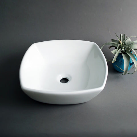 3011 Ceramic Vessel Sink
