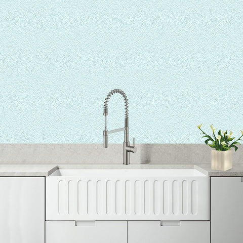 Kitchen Faucet 7858 Modern Design, Lead Free