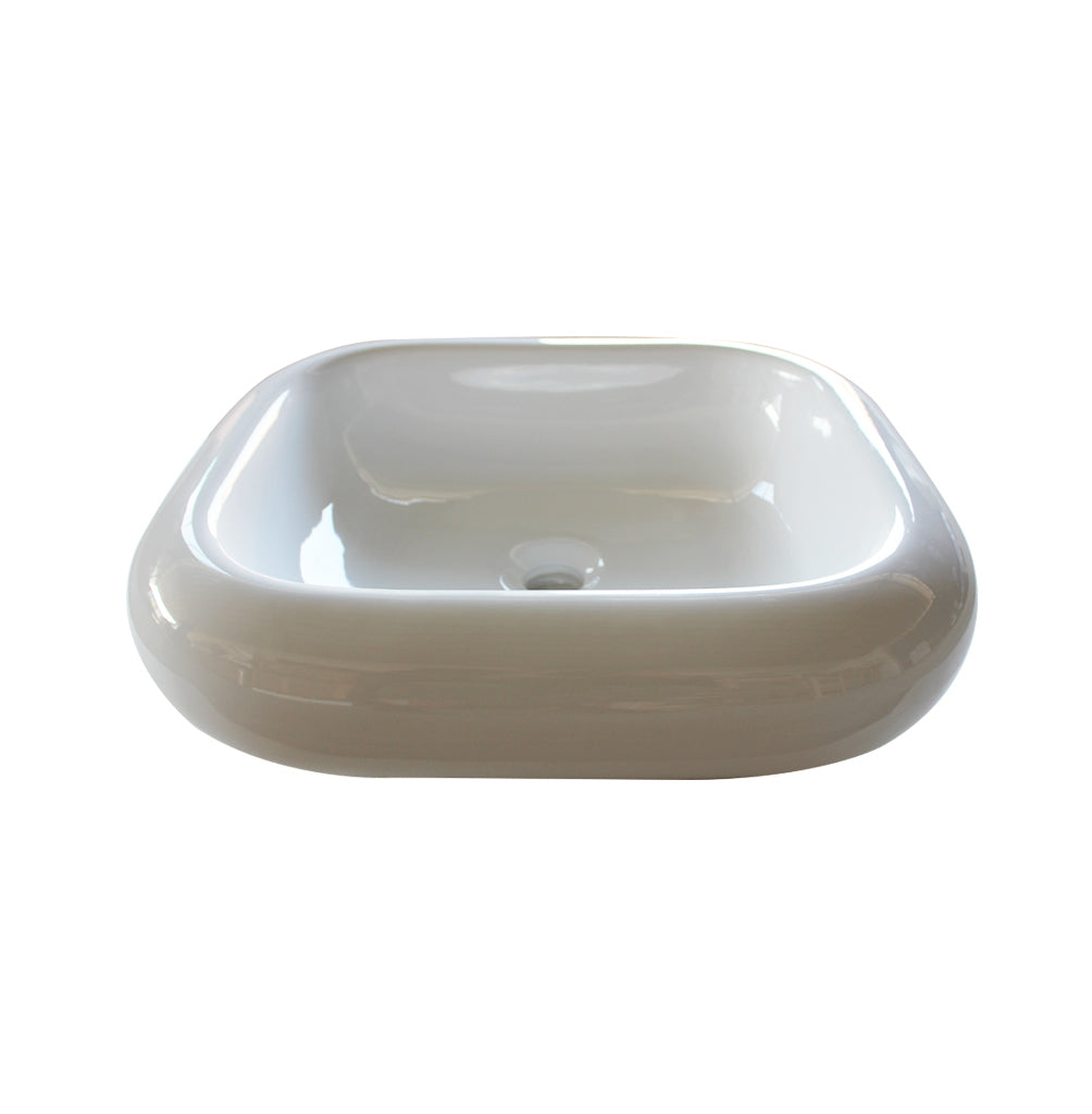 3034 Ceramic Specialty Vessel Bathroom Sink