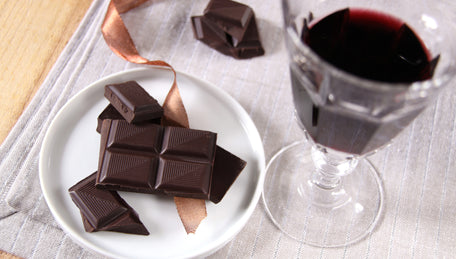The 4 Best Wines to Pair with your Galentine's Day Chocolate