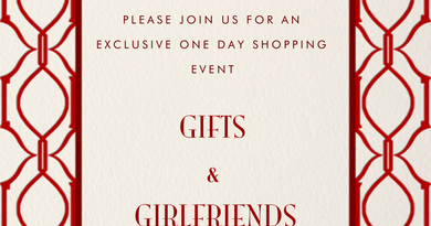 Gifts & girlfriends