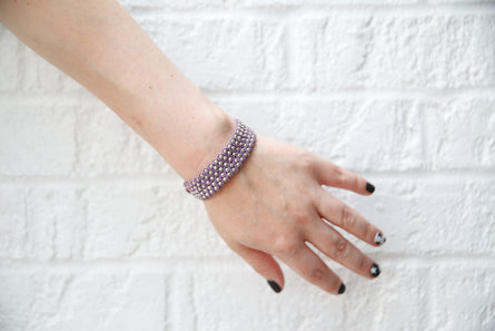 3strands_accessories_purple_silverbeadedbracelet