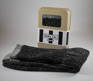 Unisex Original Merino Wool (Black)