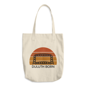Sunset 'Duluth Born' Tote