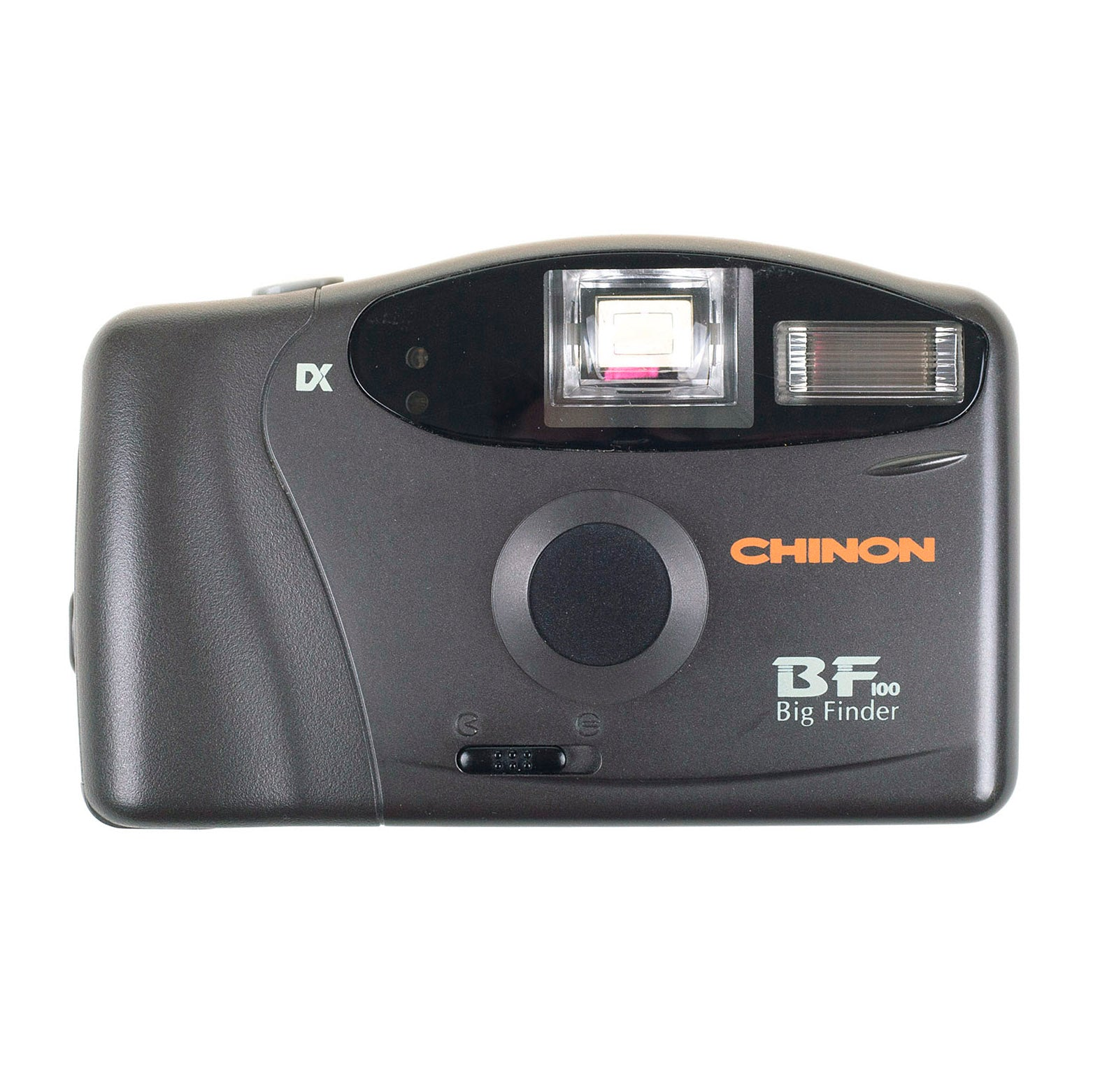 Chinon BF100 Big Finder with FREE Kodak ColorPlus film