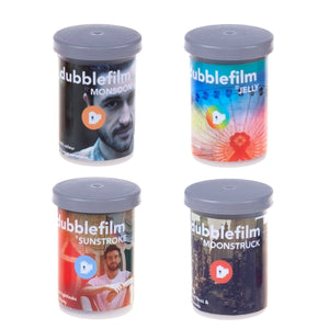 discontinued dubblefilm pack sunstroke, monsoon, moonstruck and jelly
