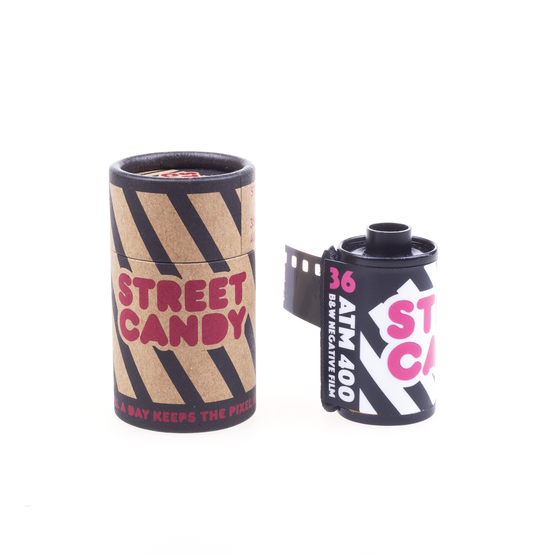 Street candy 400 B&W Rolling pack