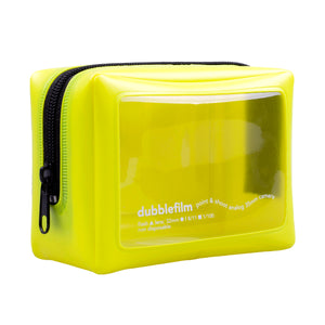 Neon yellow custom Nähe case by Hightide Japan