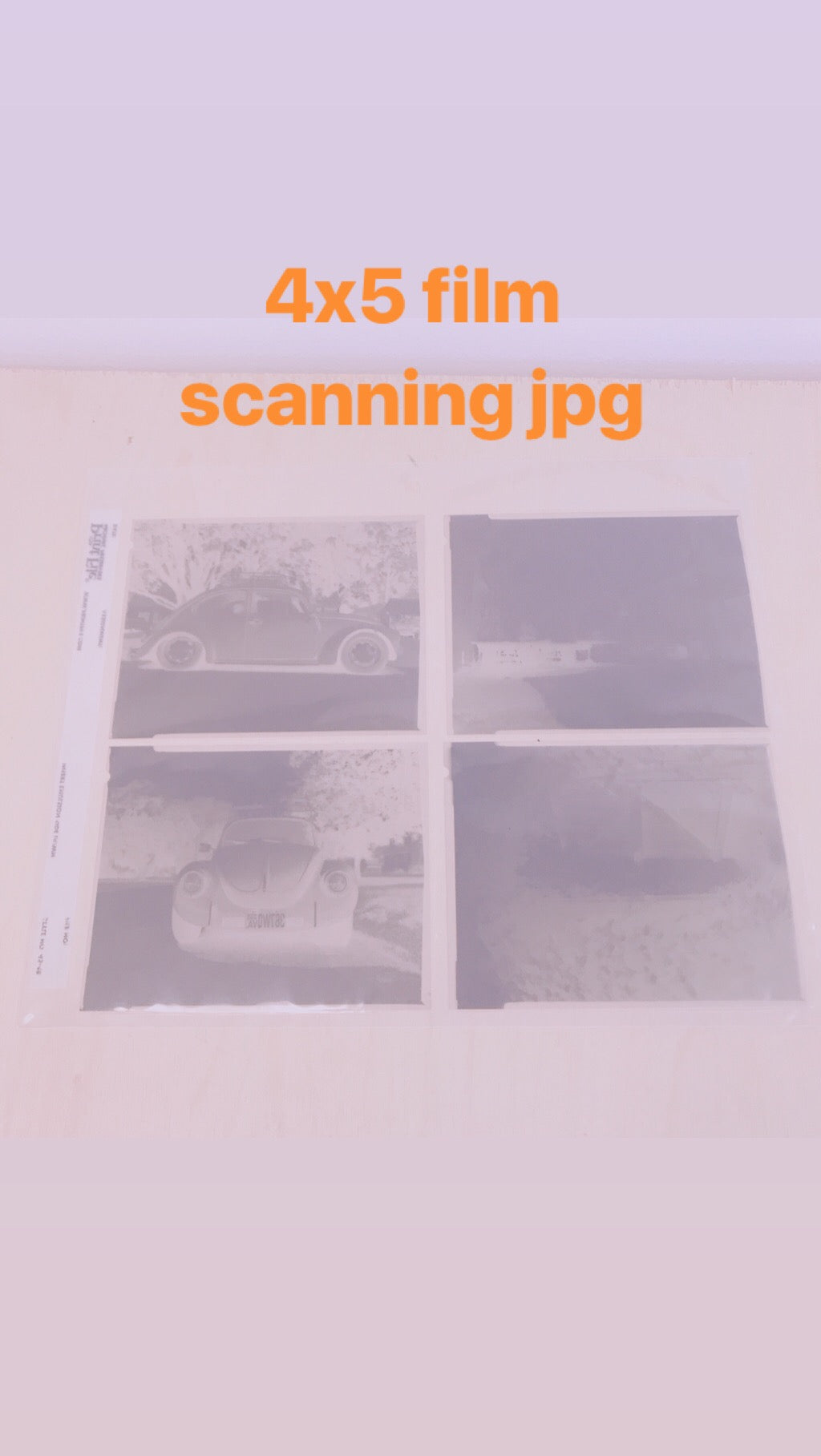 4x5 film Scanning per sheet Jpg