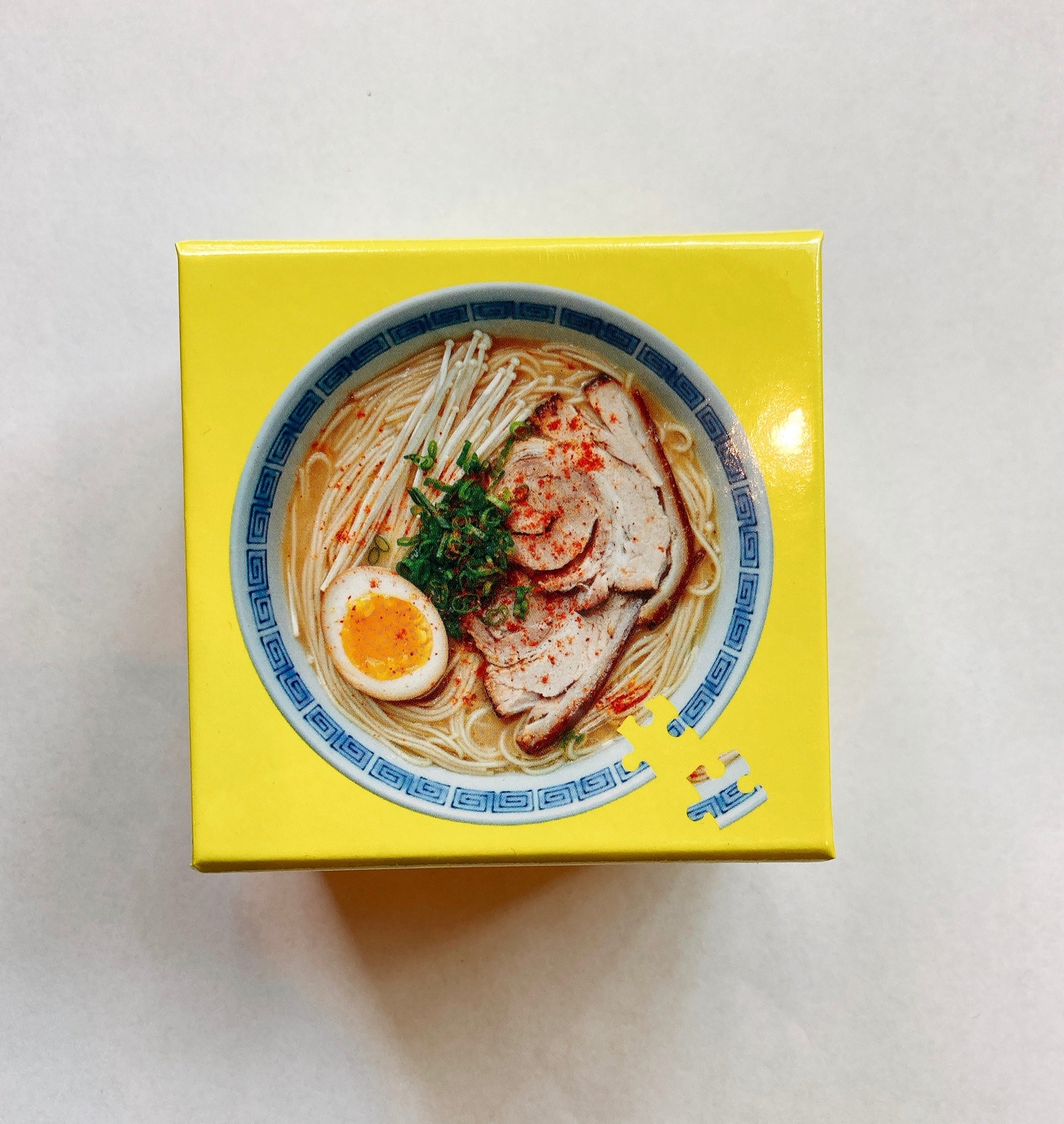 AREAWARE Little Puzzle Thing Tonkotsu Ramen