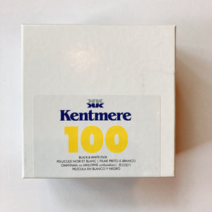 Kentmere 100 35mm film 100' Roll