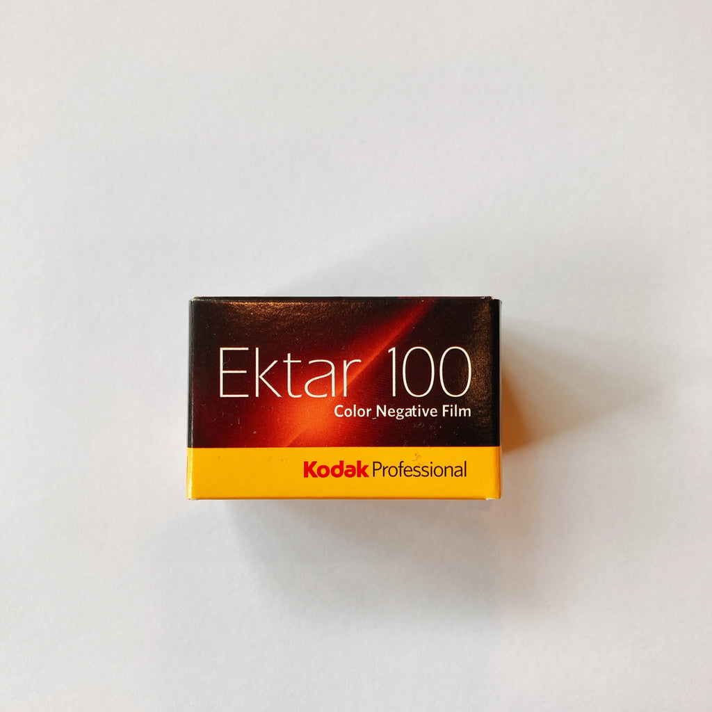 Kodak Ektar 100 120 Single