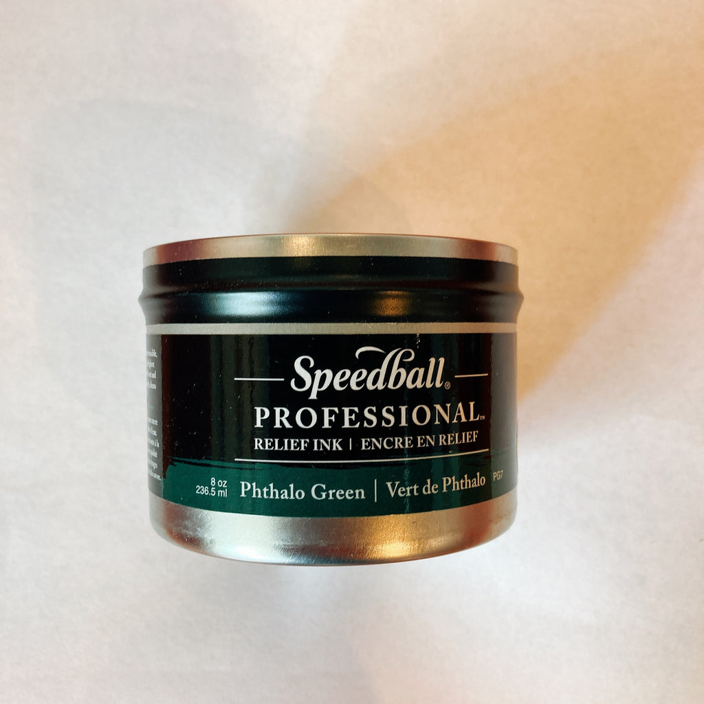 Pro Relief 8oz Phthalo Green