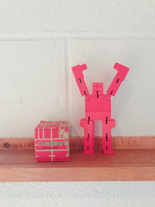 AREWARE DWC4R cubebot Micro red