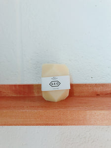 Bell mountain mini gem soaps natural