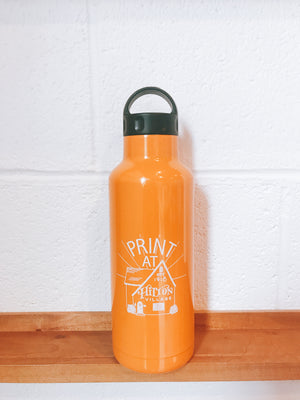 Shine Vessel 750ml Orange