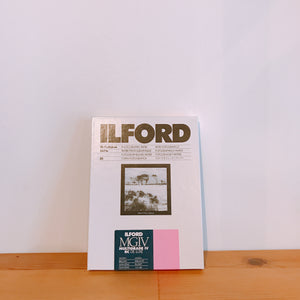 ILFORD Glossy Paper 5x7 25seets