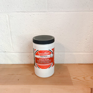Speed Ball Screen Filler 32oz