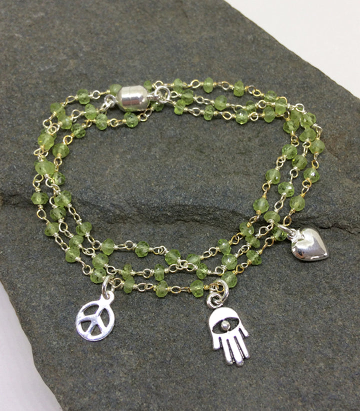 Wrap Necklace/Bracelet