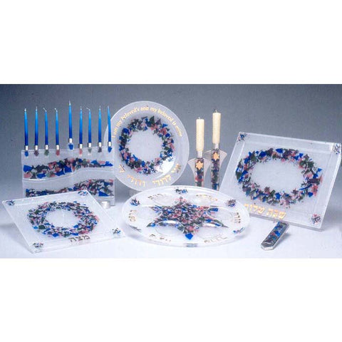 Beames Designs Floral Judaica