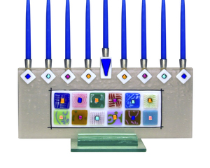 Menorah 12 Tribes