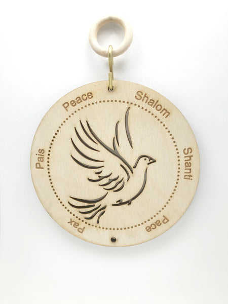 Dove of Peace Wall & Window Hanging