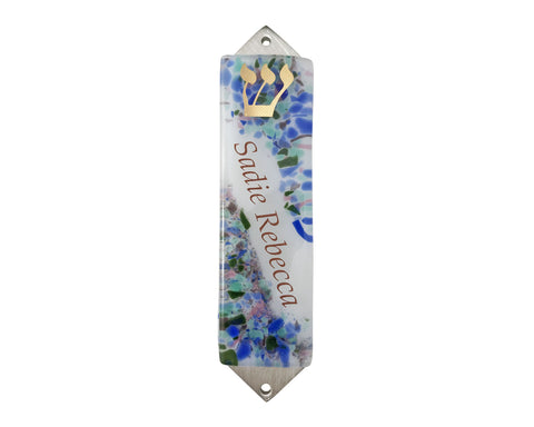 Personalized Mezuzah