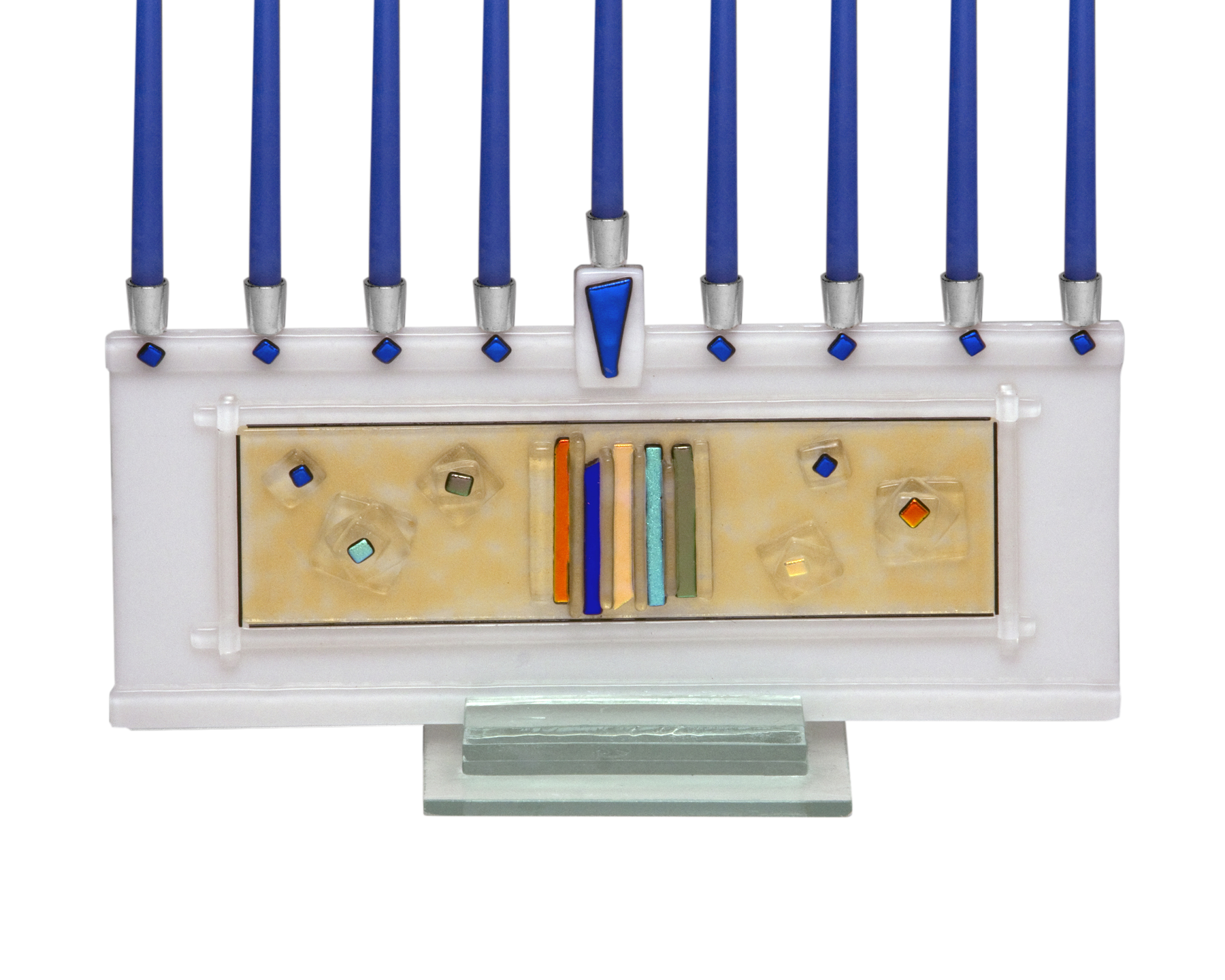 Menorah Stellar White