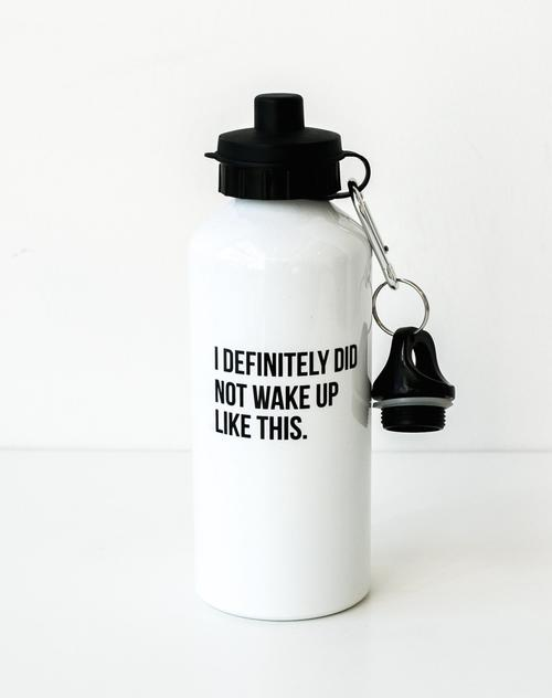 Wake Up Bottle