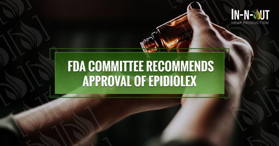 FDA Committee Recommends Approval of Epidiolex