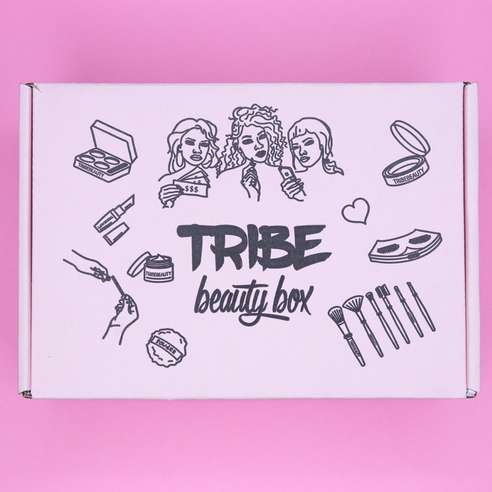 TRIBE BEAUTY BOX - Bi-Monthly Subscription