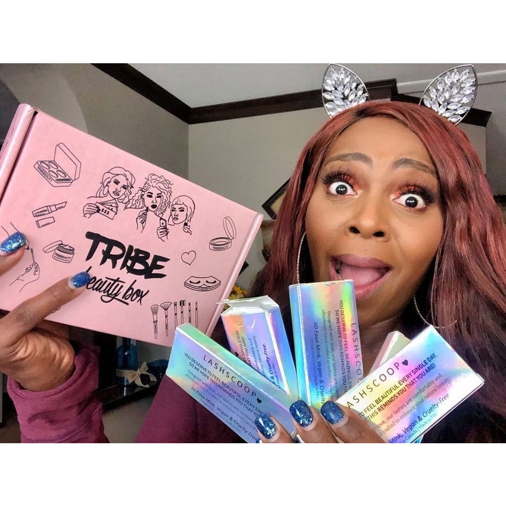 Tribe Beauty Box Subscription
