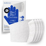 Bye! Bye! Germs OMG! Mask Filter - 5 bundle