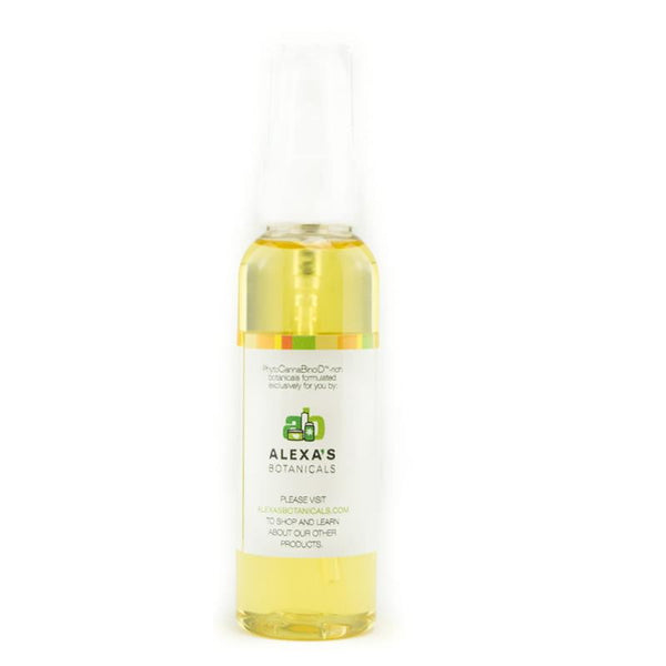 CBD infused massage oil - Adam & Eve