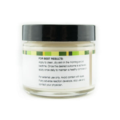 LILY - Complexion Cream Infused With Full Spectrum Hemp Flower Oil - Alexa's Botanicals