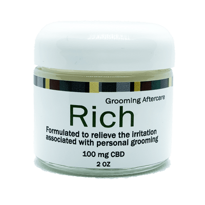 RICH - CBD After-Groom Cream
