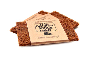 The Natural Scrub Pad