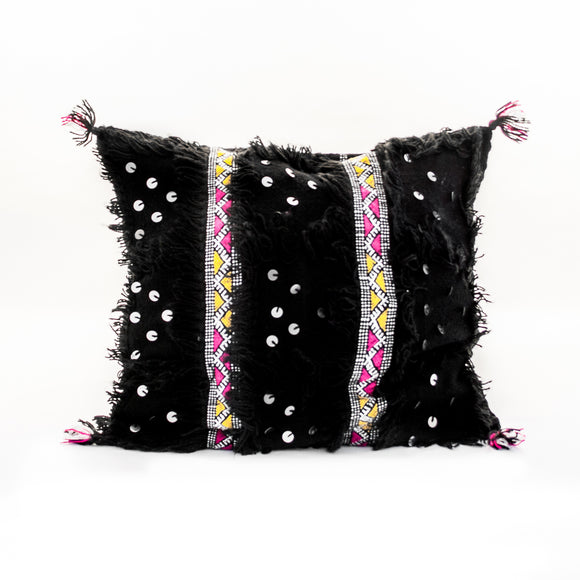 Morocca handmade pillow