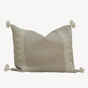linen, linen pillow, Moroccan pillow, kilim pillow