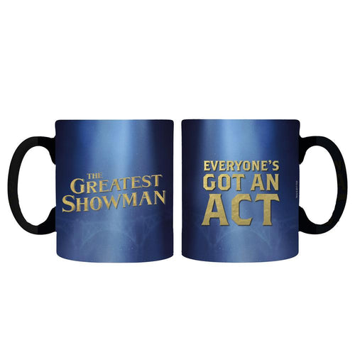 The Greatest Showman Transforming Act Mug