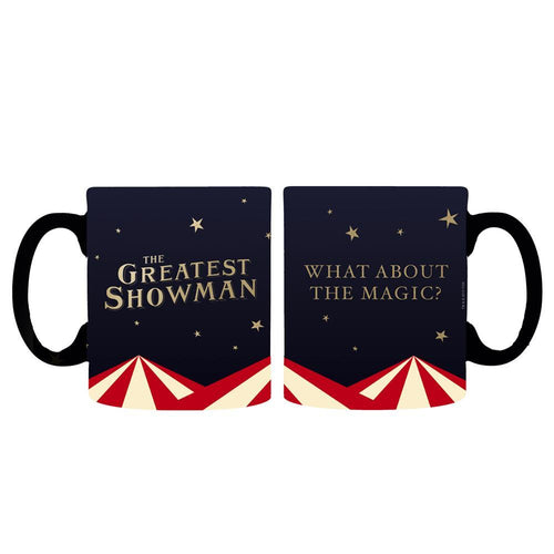 The Greatest Showman Transforming Magic Mug