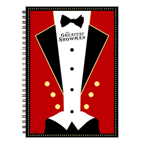 The Greatest Showman Ringleader Notebook