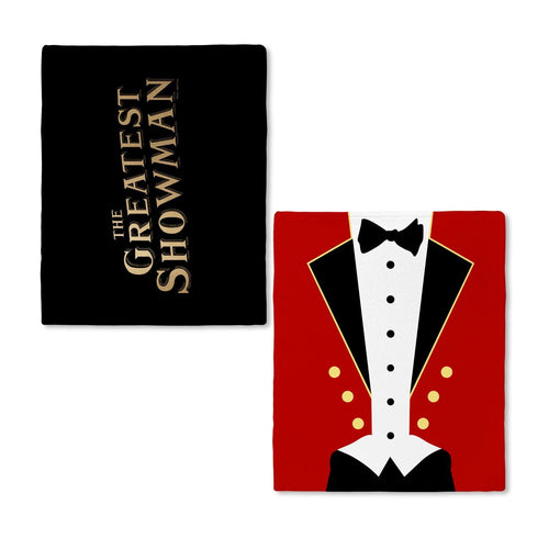 The Greatest Showman Ringleader Fleece Blanket